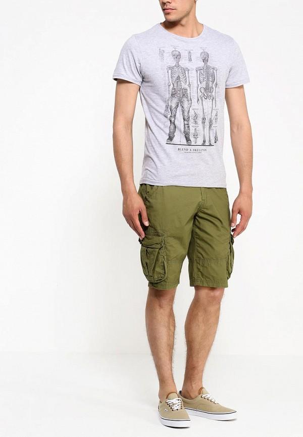 Мужские повседневные шорты Blend (Бленд) 702268: изображение 3