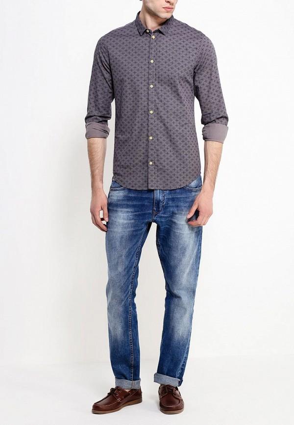 Рубашка с длинным рукавом Blend (Бленд) 702420: изображение 4