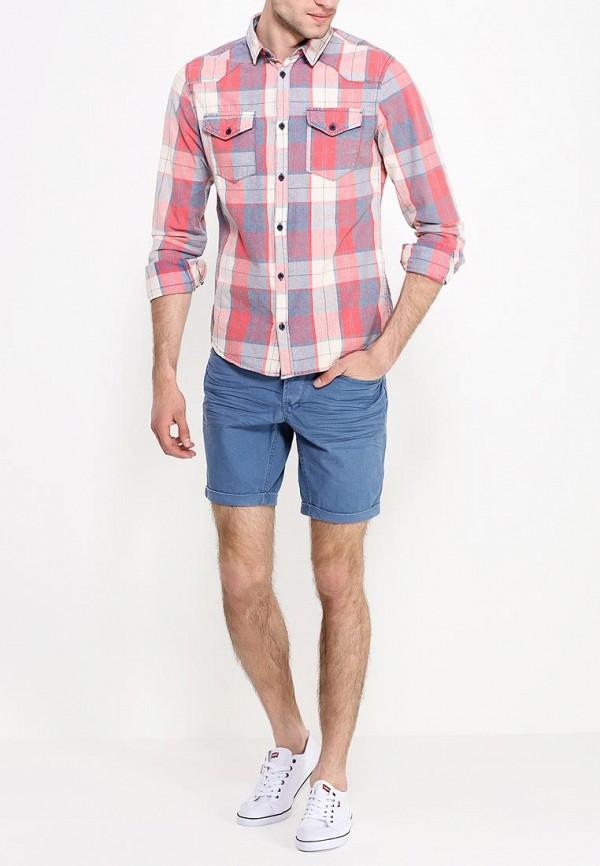 Рубашка с длинным рукавом Blend (Бленд) 702811: изображение 4