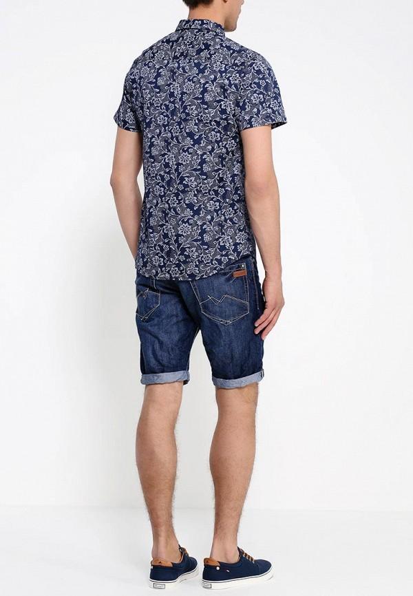 Рубашка с коротким рукавом Blend (Бленд) 702438: изображение 4
