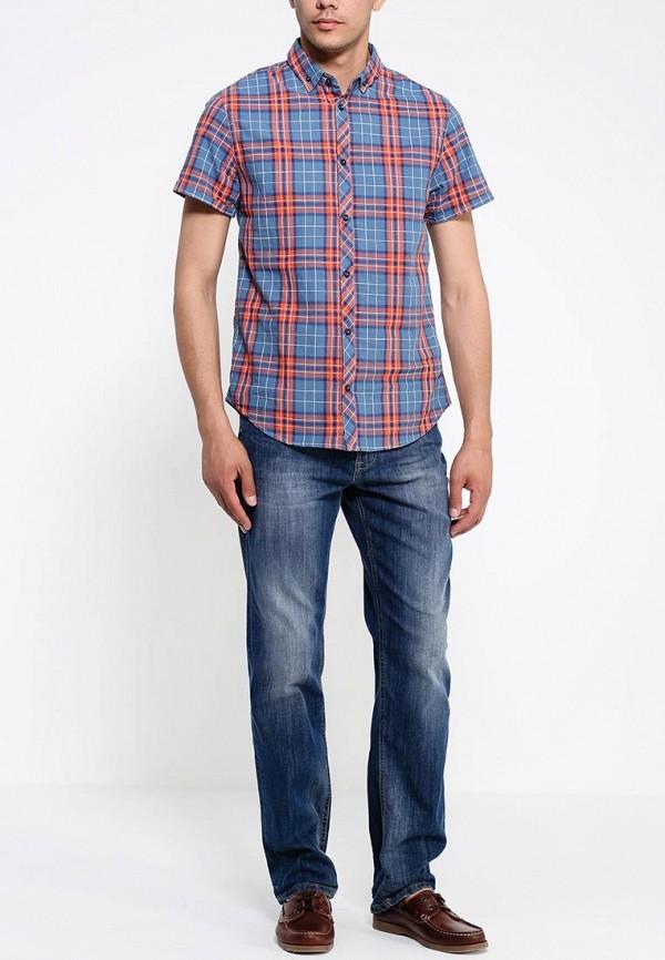 Рубашка с коротким рукавом Blend (Бленд) 702430: изображение 3