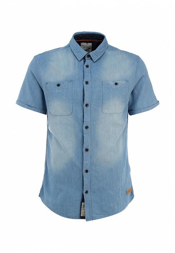 Рубашка с коротким рукавом Blend (Бленд) 702439: изображение 1
