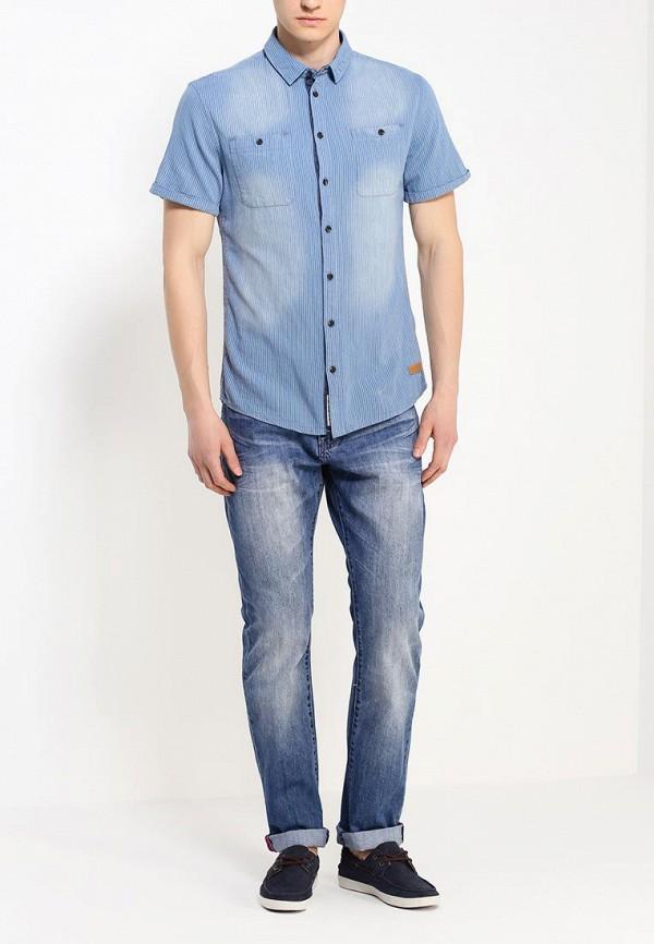 Рубашка с коротким рукавом Blend (Бленд) 702439: изображение 3