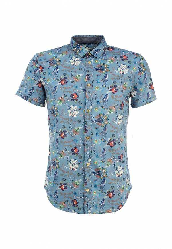 Рубашка с коротким рукавом Blend (Бленд) 702769: изображение 1