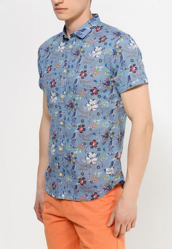 Рубашка с коротким рукавом Blend (Бленд) 702769: изображение 2