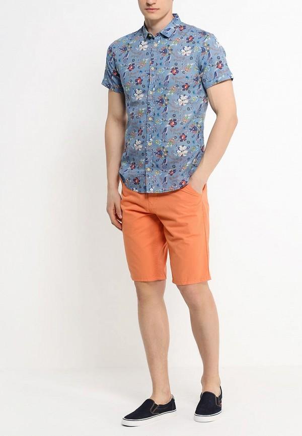 Рубашка с коротким рукавом Blend (Бленд) 702769: изображение 3
