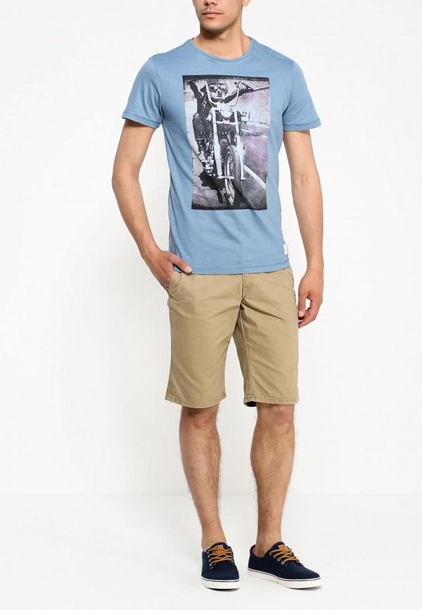 Мужские повседневные шорты Blend (Бленд) 702588: изображение 3