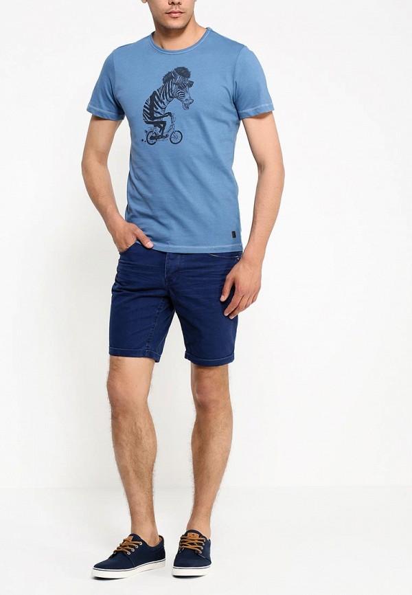 Мужские джинсовые шорты Blend (Бленд) 702591: изображение 3