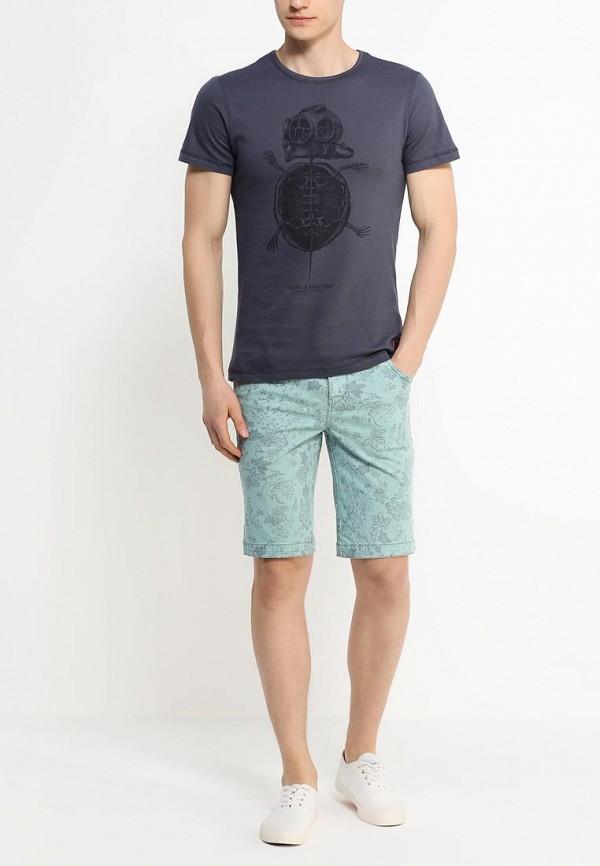 Мужские повседневные шорты Blend (Бленд) 702761: изображение 3