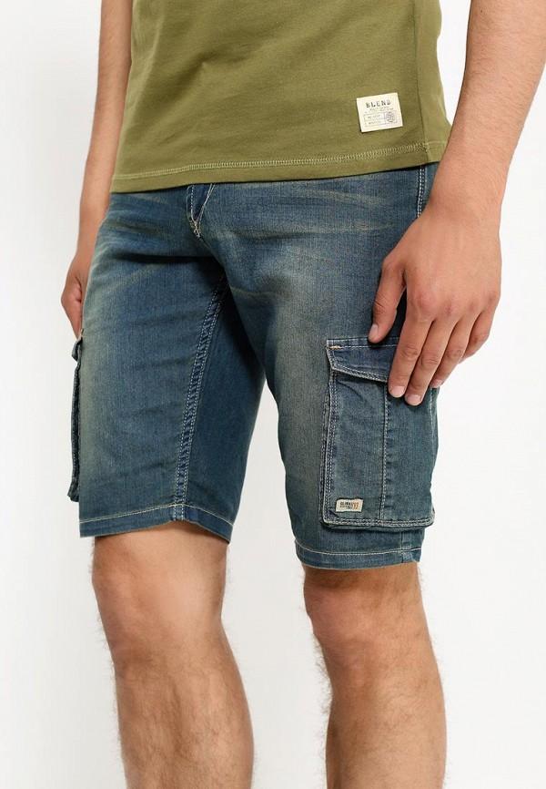 Мужские джинсовые шорты Blend (Бленд) 702523: изображение 2