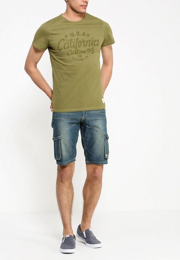 Мужские джинсовые шорты Blend (Бленд) 702523: изображение 3