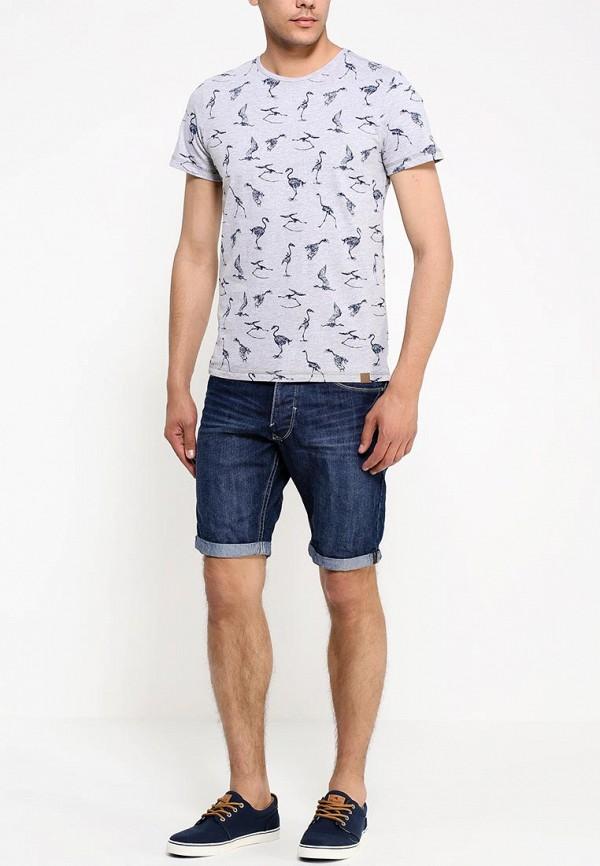 Мужские джинсовые шорты Blend (Бленд) 702526: изображение 3