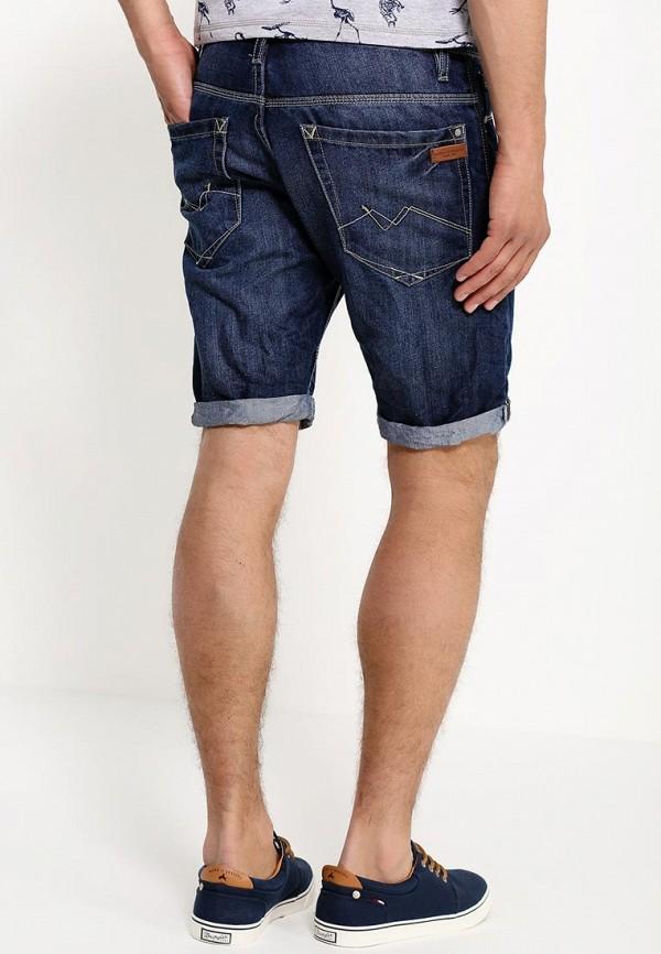 Мужские джинсовые шорты Blend (Бленд) 702526: изображение 4