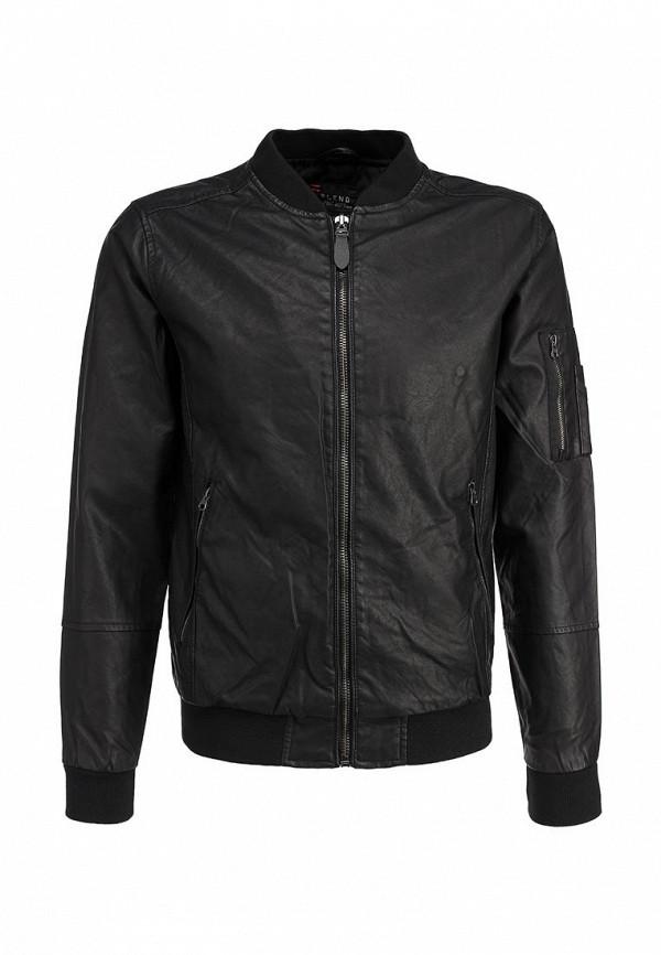 Кожаная куртка Blend (Бленд) 703251: изображение 1