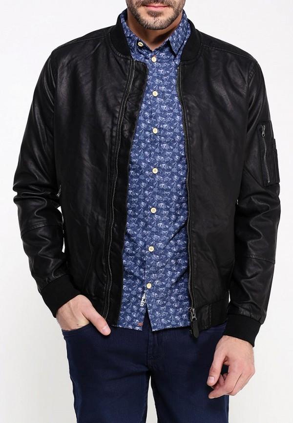 Кожаная куртка Blend (Бленд) 703251: изображение 4