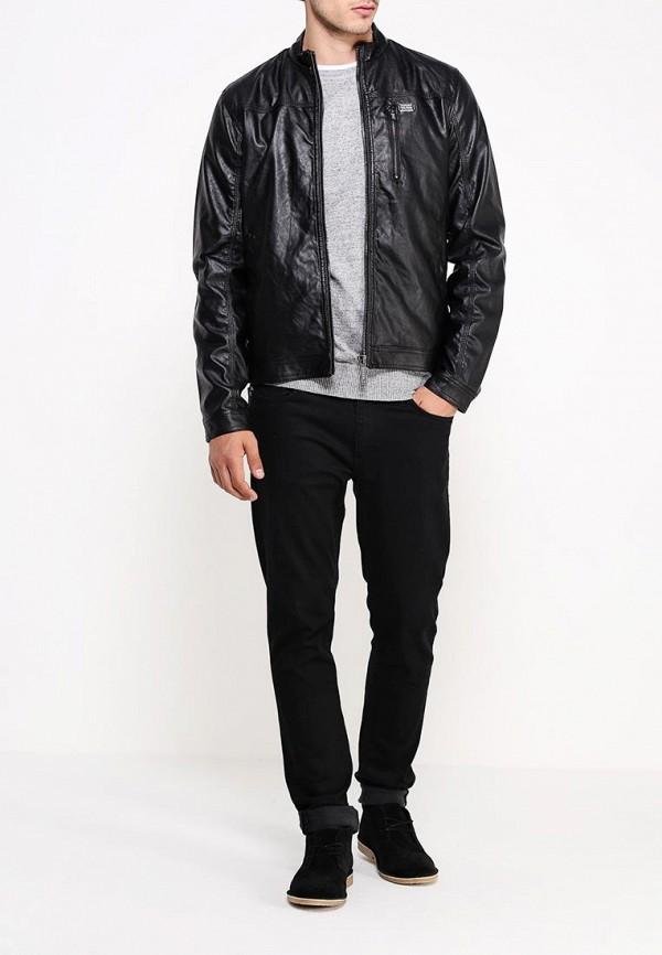 Кожаная куртка Blend (Бленд) 702918: изображение 2