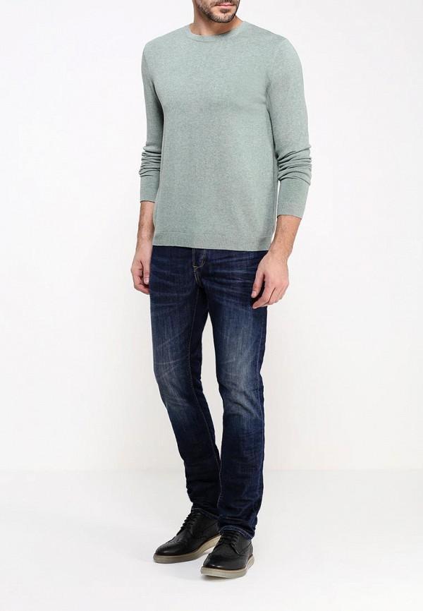 Мужские прямые джинсы Blend (Бленд) 702847: изображение 2