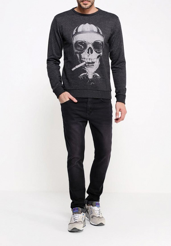 Зауженные джинсы Blend (Бленд) 702854: изображение 2