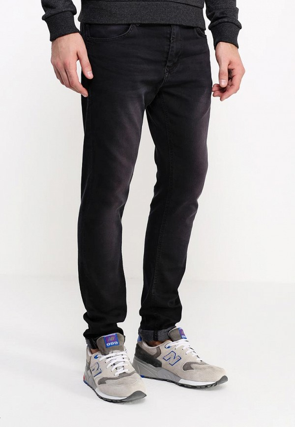 Зауженные джинсы Blend (Бленд) 702854: изображение 3