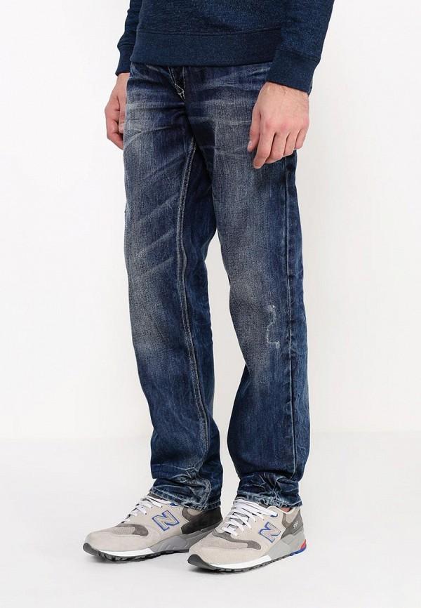 Мужские прямые джинсы Blend (Бленд) 703273: изображение 3