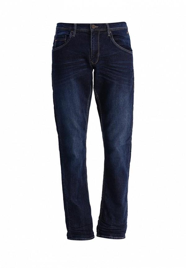 Мужские прямые джинсы Blend (Бленд) 703105: изображение 1
