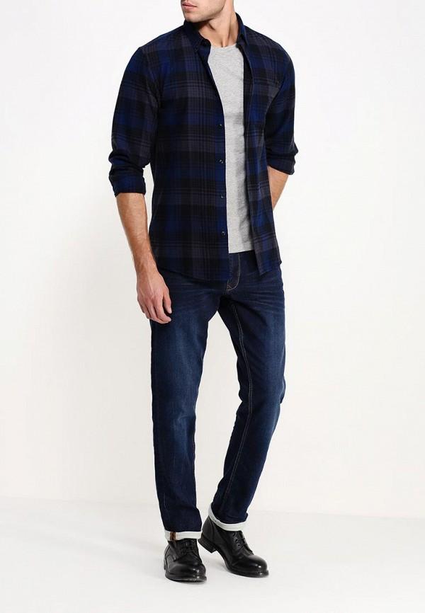 Мужские прямые джинсы Blend (Бленд) 703105: изображение 2