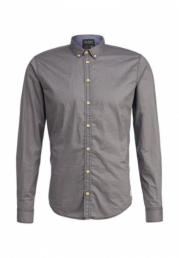 Рубашка с длинным рукавом Blend (Бленд) 703180: изображение 1