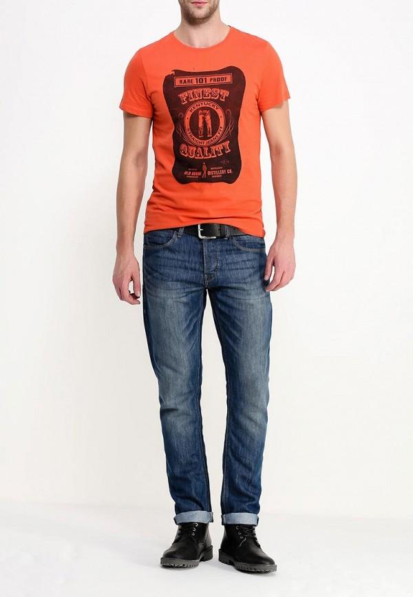 Мужские прямые джинсы Blend (Бленд) 700522: изображение 2