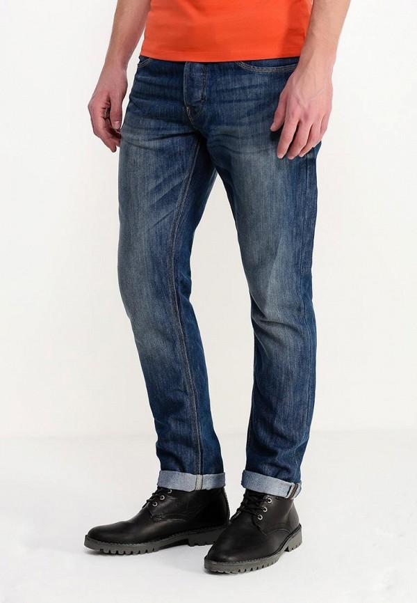 Мужские прямые джинсы Blend (Бленд) 700522: изображение 3