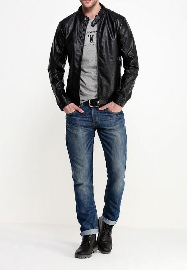 Кожаная куртка Blend (Бленд) 20700049: изображение 2