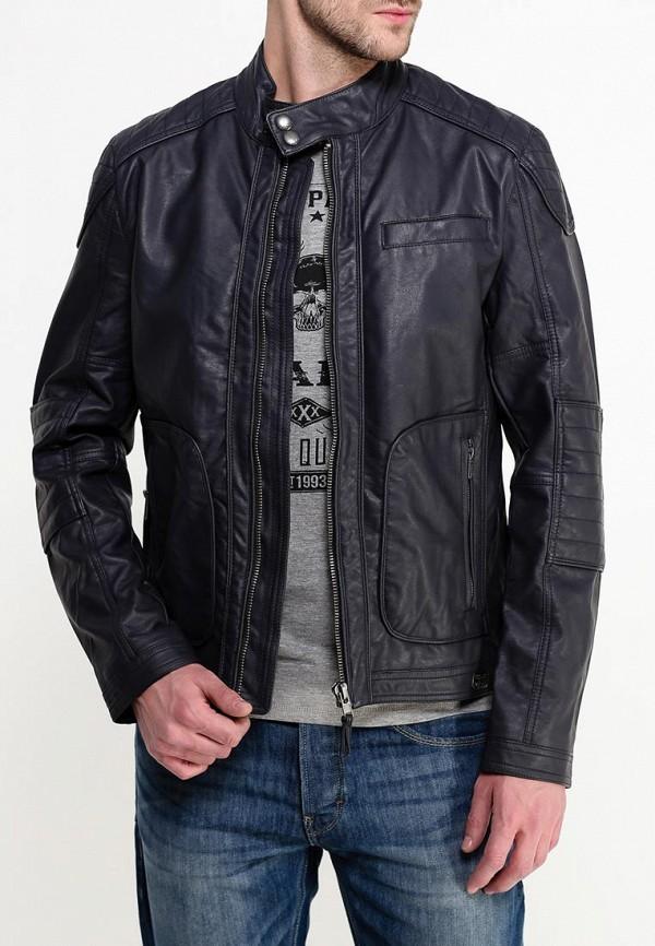 Кожаная куртка Blend (Бленд) 20700284: изображение 3