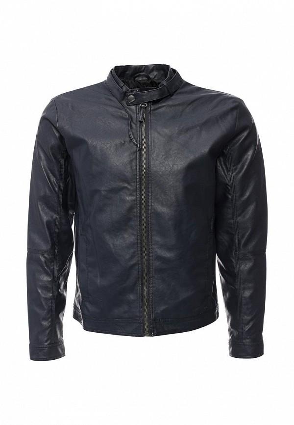 Кожаная куртка Blend (Бленд) 20700049: изображение 1