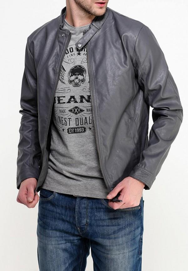 Кожаная куртка Blend (Бленд) 20700049: изображение 3