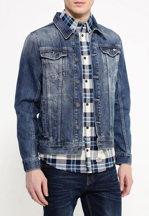 Джинсовая куртка Blend (Бленд) 20700431: изображение 4