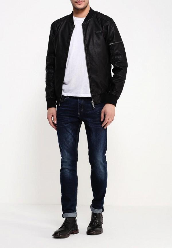 Кожаная куртка Blend (Бленд) 20700428: изображение 3