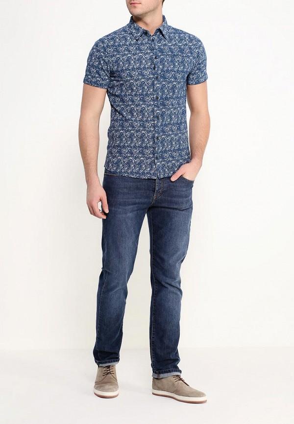 Рубашка с коротким рукавом Blend (Бленд) 20700032: изображение 7