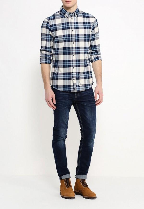 Рубашка с длинным рукавом Blend (Бленд) 20700393: изображение 3