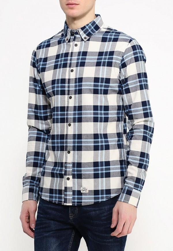 Рубашка с длинным рукавом Blend (Бленд) 20700393: изображение 4