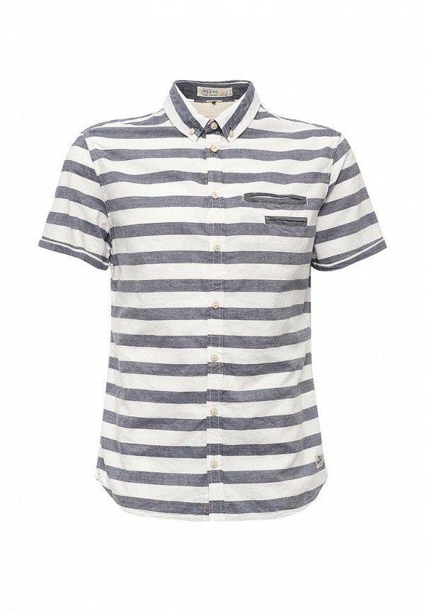 Рубашка с коротким рукавом Blend (Бленд) 20700396: изображение 1