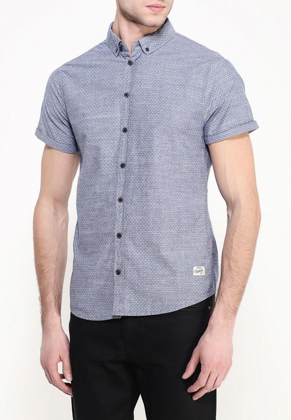 Рубашка с коротким рукавом Blend (Бленд) 20700406: изображение 4