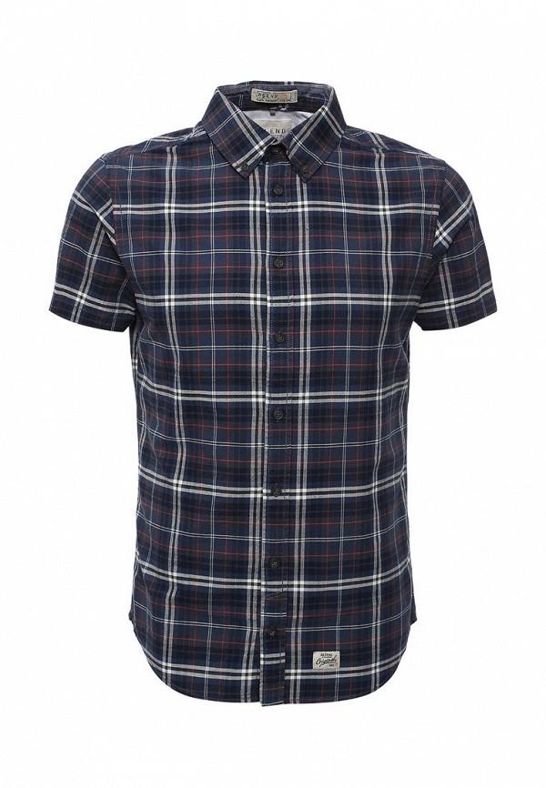 Рубашка с коротким рукавом Blend (Бленд) 20701155: изображение 1