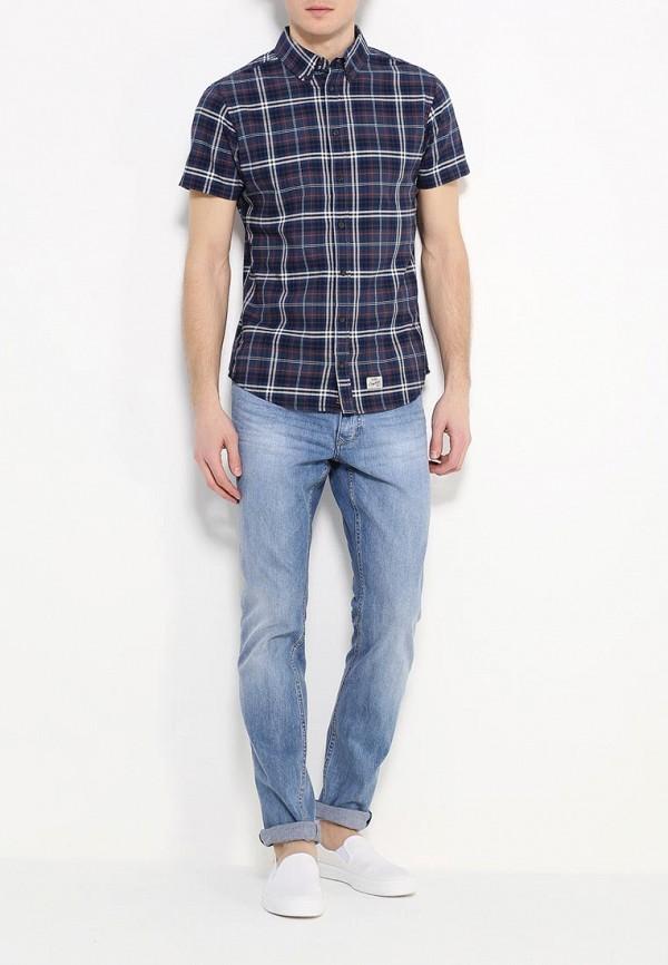 Рубашка с коротким рукавом Blend (Бленд) 20701155: изображение 3