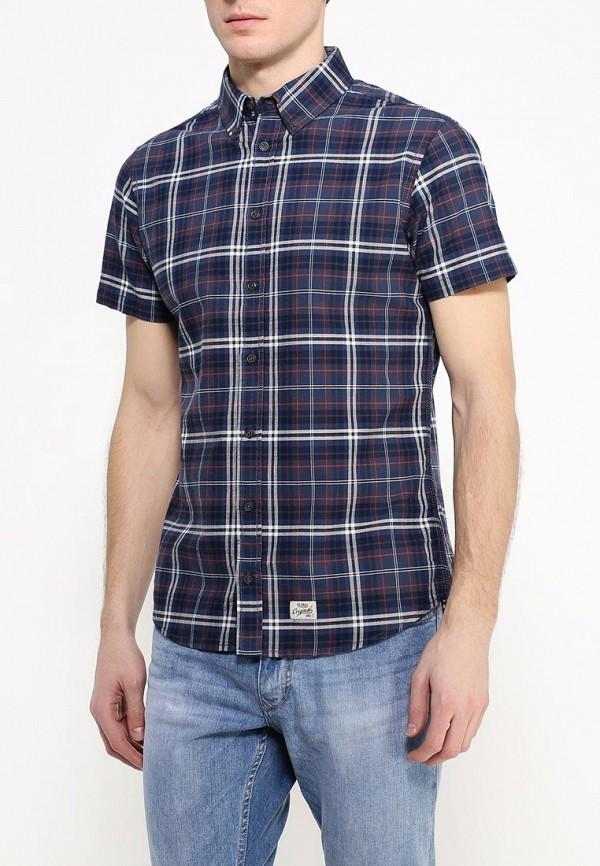 Рубашка с коротким рукавом Blend (Бленд) 20701155: изображение 4