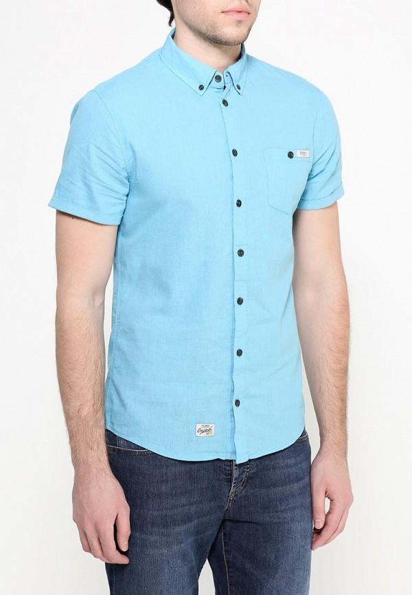 Рубашка с коротким рукавом Blend (Бленд) 20701158: изображение 4