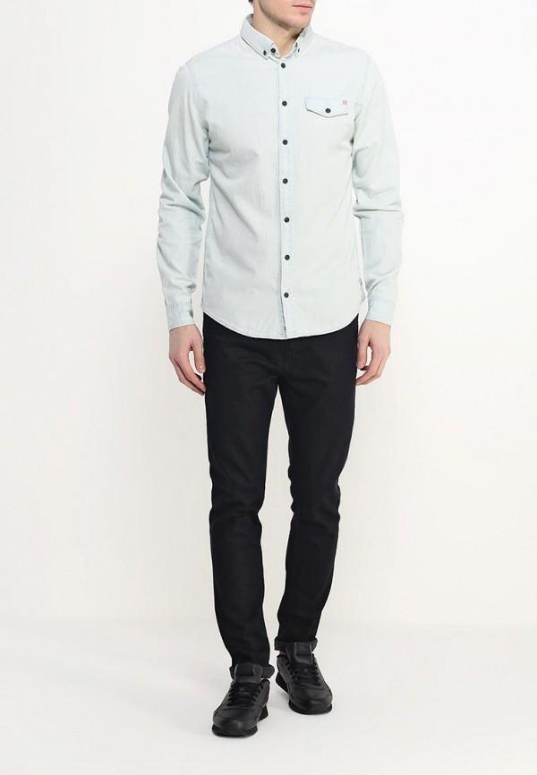 Рубашка с длинным рукавом Blend (Бленд) 20700028: изображение 2
