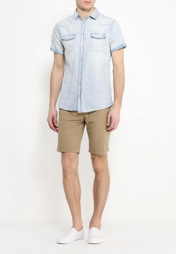 Рубашка с коротким рукавом Blend (Бленд) 20700398: изображение 3