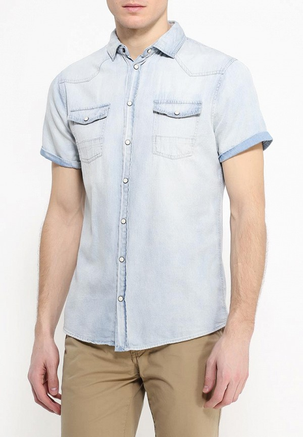 Рубашка с коротким рукавом Blend (Бленд) 20700398: изображение 6
