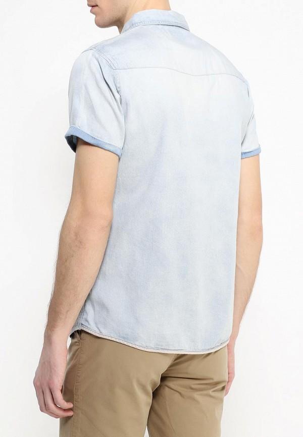 Рубашка с коротким рукавом Blend (Бленд) 20700398: изображение 7