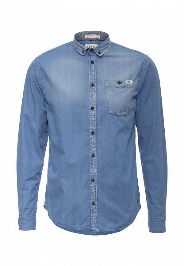 Рубашка с длинным рукавом Blend (Бленд) 20700400: изображение 1