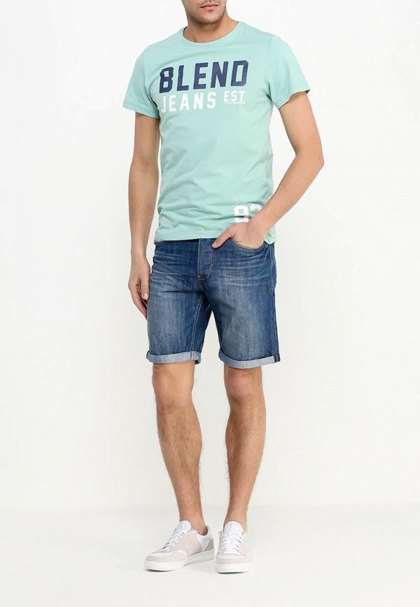 Мужские джинсовые шорты Blend (Бленд) 20700112: изображение 2